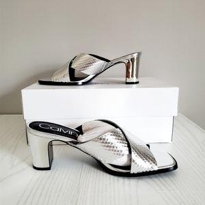 Calvin Klein Dylan sandals NIB